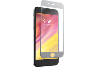 ZAGG InvisibleShield Glass Curve Screen Skärmskydd till iPhone 7/8 - Vit