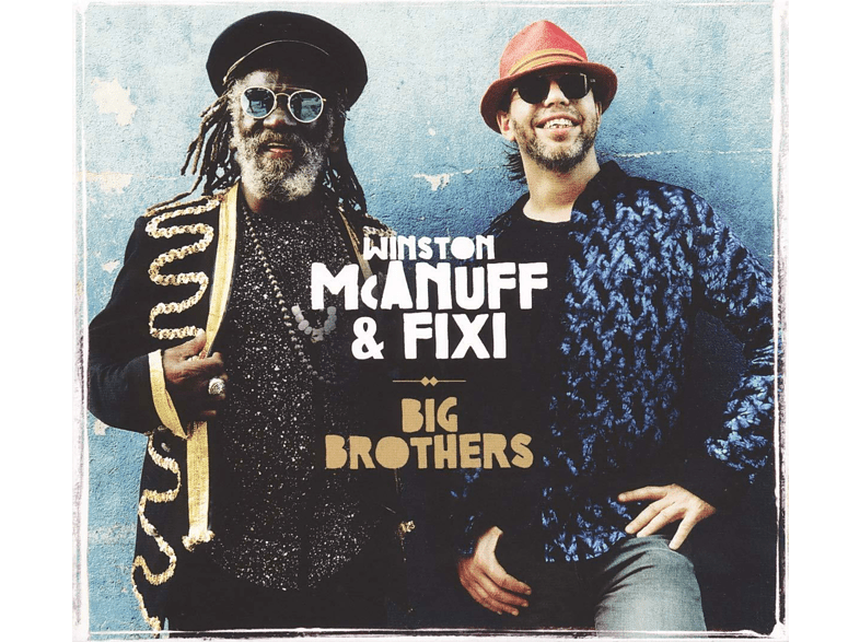 Winston Mcanuff, Fixi - Big Brothers [Vinyl]