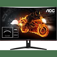 AOC C32G1 31.5 Zoll Full-HD 1800R curved Display mit 144Hz, Flicker-Free und FreeSync-Technologie (1 ms Reaktionszeit, FreeSync, 144 Hz)