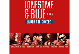 VARIOUS - Lonesome & Blue Vol.2-Under The Covers - (CD)