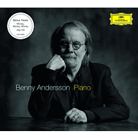 Benny Andersson - Piano – Bonus Version [CD]