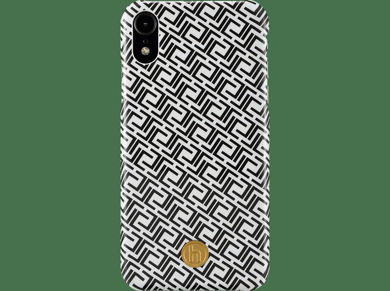 HOLDIT Paris Celia , Backcover, Apple, iPhone Xr, Schwarz/Weiß