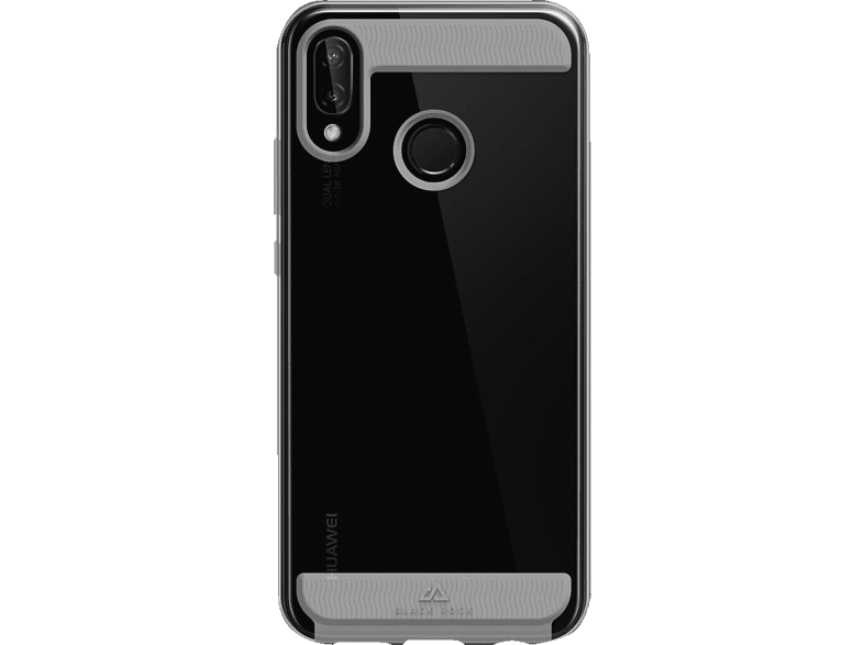 BLACK ROCK Cover Air Protect , Backcover, Huawei, P20 Lite, Thermoplastisches Polyurethan, Transparent