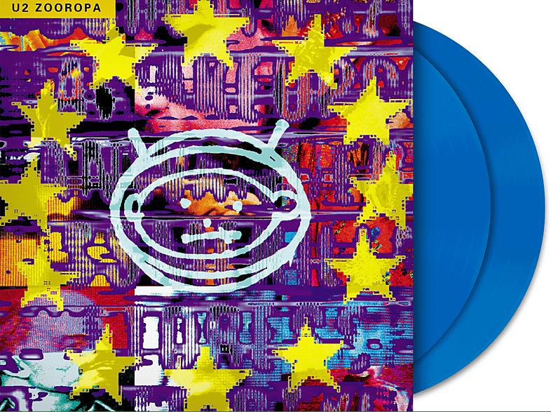 U2 - Zooropa (Blue Opaque Vinyl) [Vinyl]