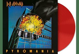 Def Leppard - Pyromania (Red Vinyl)  - (Vinyl)