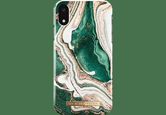 IDEAL OF SWEDEN Fashion Case, Backcover, Apple, iPhone XR, Golden Jade