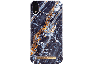 IDEAL OF SWEDEN Fashion Case, Backcover, Apple, iPhone XR, Midnight Blue Marble