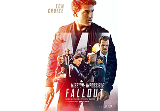 Mission: Impossible - Fallout 4K Ultra HD Blu-ray + Blu-ray