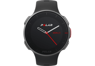 POLAR Polar Vantage V - Profi-Multisportuhr mit GPS, Smartwatch, 155–210 mm, Schwarz