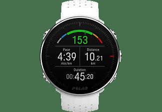 POLAR Polar Vantage M - Multisportuhr mit GPS, Smartwatch, 130–185 mm, Weiß