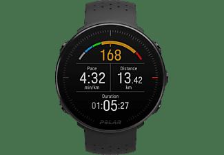 POLAR Vantage M - Multisportuhr mit GPS, Smartwatch, 130–185 mm, Schwarz
