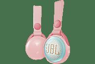 JBL JR POP Bluetooth Lautsprecher, Pink, Wasserfest