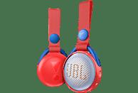 JBL JR POP Bluetooth Lautsprecher, Rot, Wasserfest