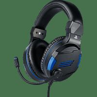BIGBEN Stereo-Headset V3 Schwarz/Blau