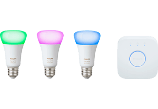 PHILIPS (LIGHT) HUE WCA 9.5W A60 E27 3SET PROMO