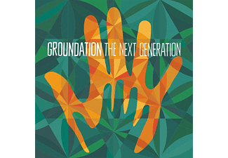Groundation - The Next Generation CD