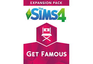 The Sims 4 + The Sims 4: Kändisliv Bundle (Code in a box) PC