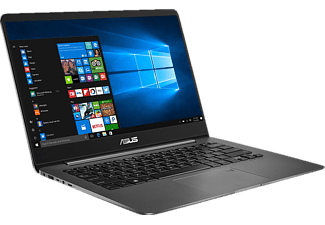 ASUS UX3430UA-GV470T, Notebook mit 14 Zoll Display, Core™ i7 Prozessor, 16 GB RAM, 512 GB SSD, Intel® UHD-Grafik 620, Grey Metal