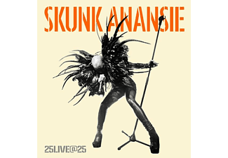 Skunk Anansie - 25LIVEAT25 (Ltd.Orange 3LP+7''+Poster Deluxe Box) - (Vinyl)