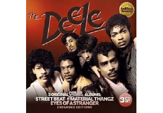 The Deele - Street Beat/Material Thangz/...(3CD Boxset) - (CD)