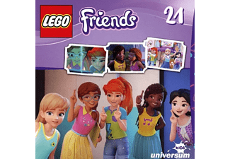 Lego Friends 21 - 1 CD - Kinder/Jugend