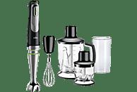 BRAUN MultiQuick 9 MQ 9045X Stabmixer Schwarz/ Edelstahl (1000 Watt)