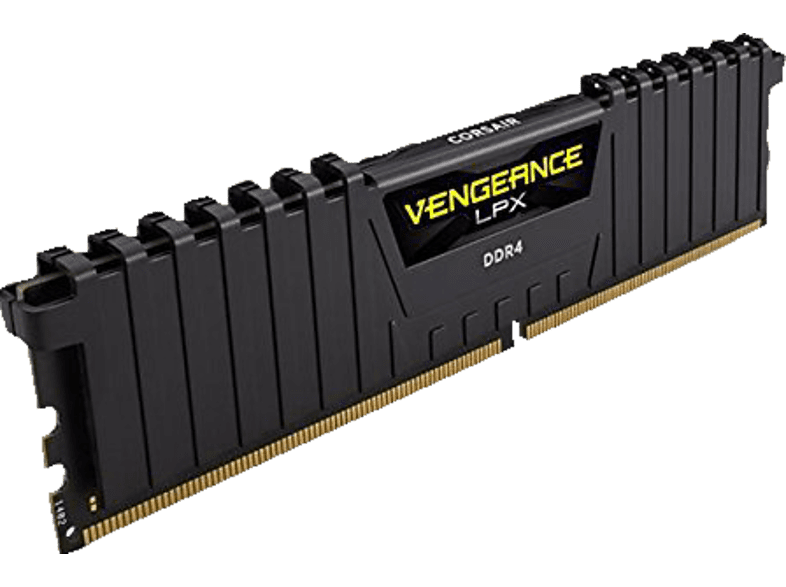 CORSAIR Vengeance LPX Black Heat Arbeitsspeicher 16 GB DDR4