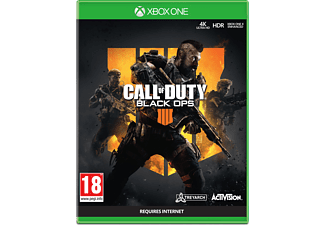 ACTIVISION Call Of Duty Siyah OPS 4 XBox One Oyun
