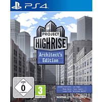 Project Highrise: Architect's Edition [PlayStation 4]