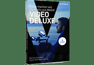 Filme machen wie die Profis mit MAGIX - Video Deluxe