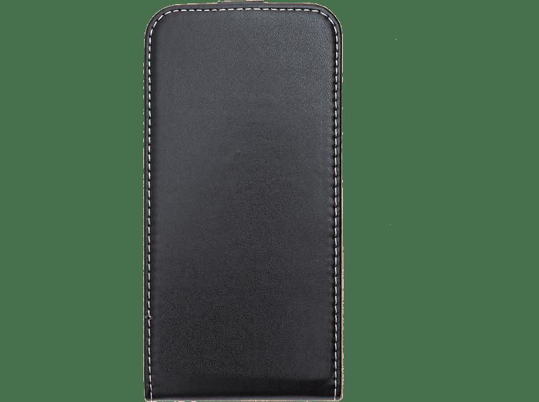 V-DESIGN VKL 0183 Flip Cover Huawei Honor 10 Kunstleder Schwarz