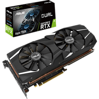 ASUS GeForce RTX™ 2080 Ti Dual Advanced 11GB (90YV0C42-M0NM00) (NVIDIA, Grafikkarte)