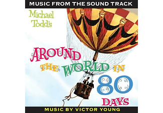Young Victor - Around The World In 80 Days  - (CD)