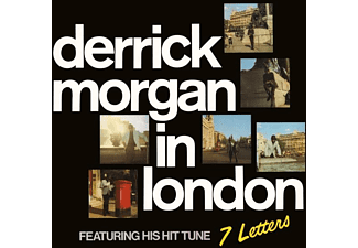 Derrick Morgan - In London  - (Vinyl)
