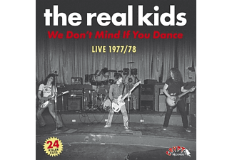 Real Kids - We Don't Mind If You Dance - (Vinyl)
