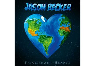 Jason Becker - Triumphant Hearts - (CD)