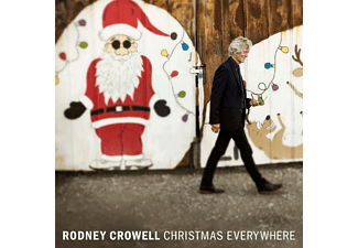 Rodney Crowell - Christmas Everywhere - (Vinyl)