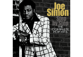 Joe Simon - Step By Step - (CD)