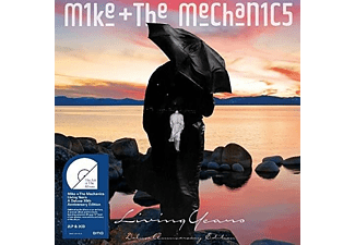 Mike & The Mechanics - Living Years-Super Deluxe 30th Anniversary Edition - (LP + Bonus-CD)