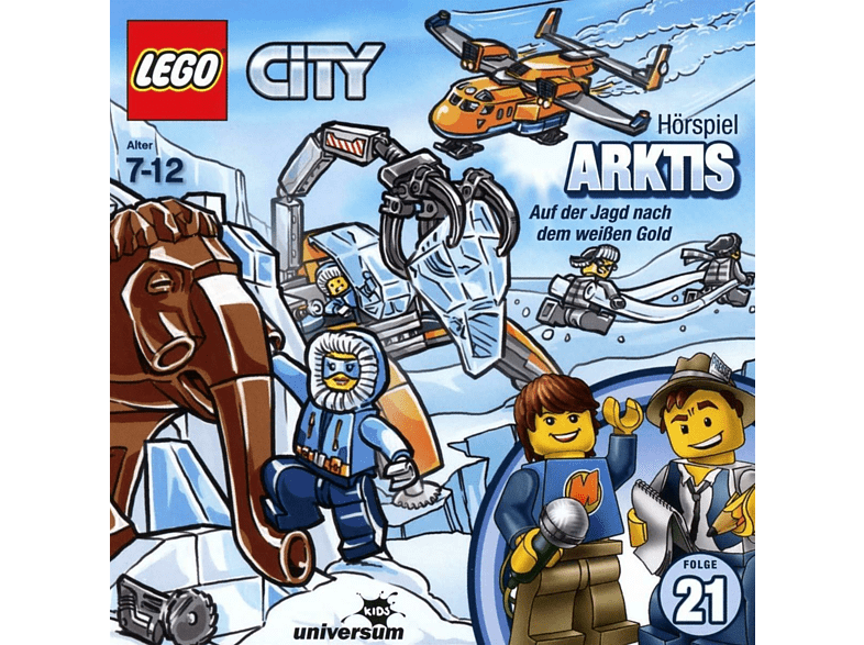 Lego City - LEGO City 21: Arktis - (CD)