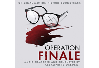 Alexandre Desplat - OPERATION FINALE (ORIGINAL MOT - (CD)