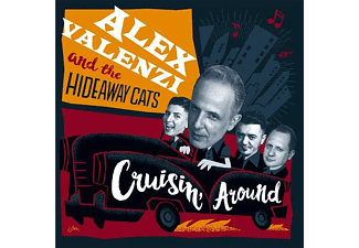 Alex Valenzi, The Hideaway Cats - Cruisin' Around - (CD)