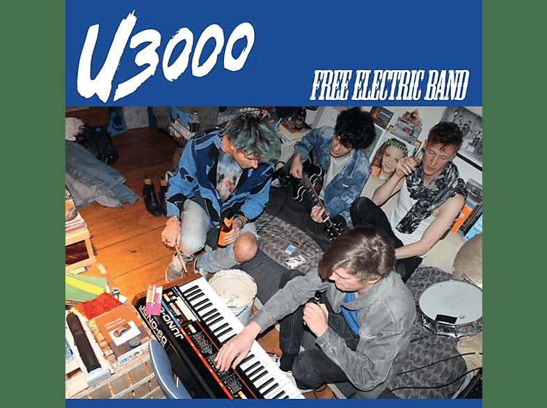 "U3000 - Free Electric Band (Lim.Ed.+7""+Poster) [Vinyl]"