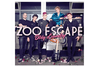 Zoo Escape - Dirty Laundry - (CD)