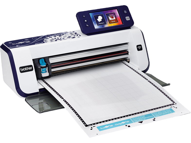 BROTHER ScanNCut CM900 Hobbyplotter