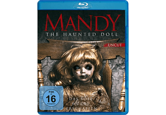 Mandy the Haunted Doll - (Blu-ray)