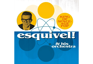 Esquivel & His Orchestra - King Of Space-Age Pop- - (Vinyl)