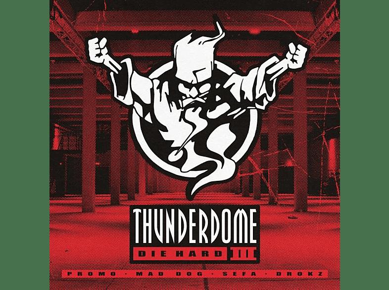 VARIOUS - Thunderdome-Die Hard III [CD]