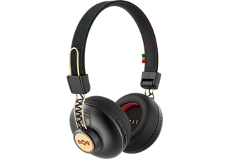 HOUSE OF MARLEY Positive Vibration 2.0 - Cuffie (On-ear, Rasta)