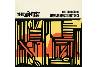 The Aints - The Church Of Simoultaneous Existence - (CD)